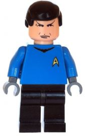 Star Trek (Spock) - Custom Designed Minifigure
